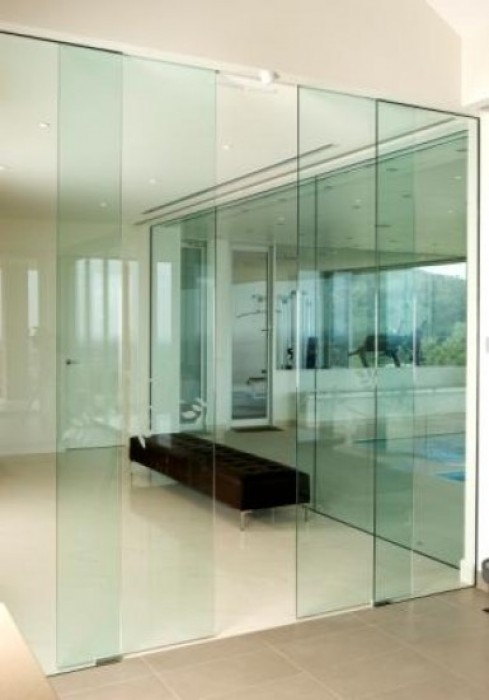 External Frameless Glass Sliding Doors Sliding Door Designs